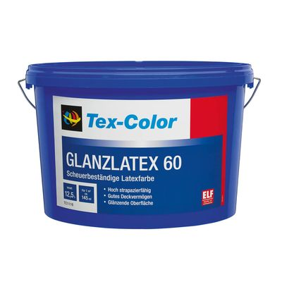 Glanzlatex 60